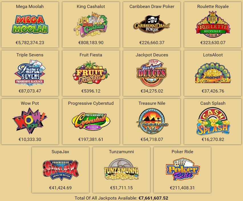 golden tiger online casino games