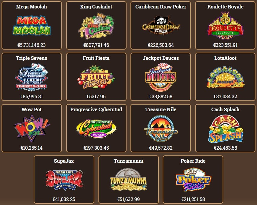 yukon gold casino games in canada