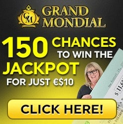 150 chances to win in casino games