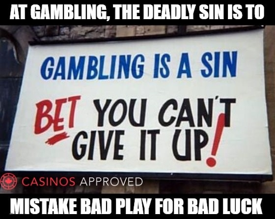 Gabling and Religion memes Gambling is sin