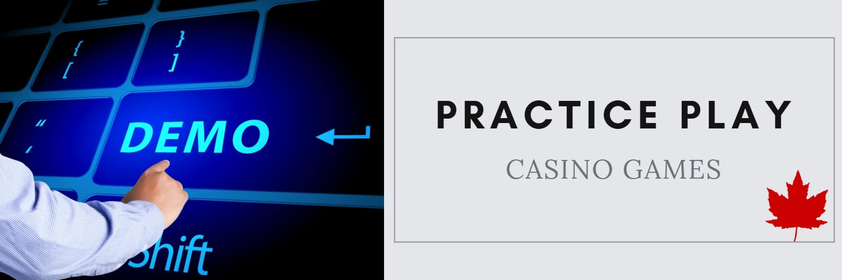practice play casino games