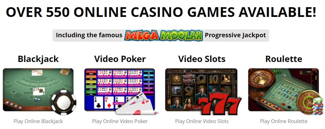 Zodiac casino games list