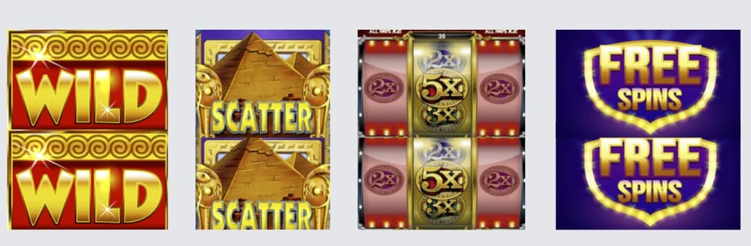 free slots features